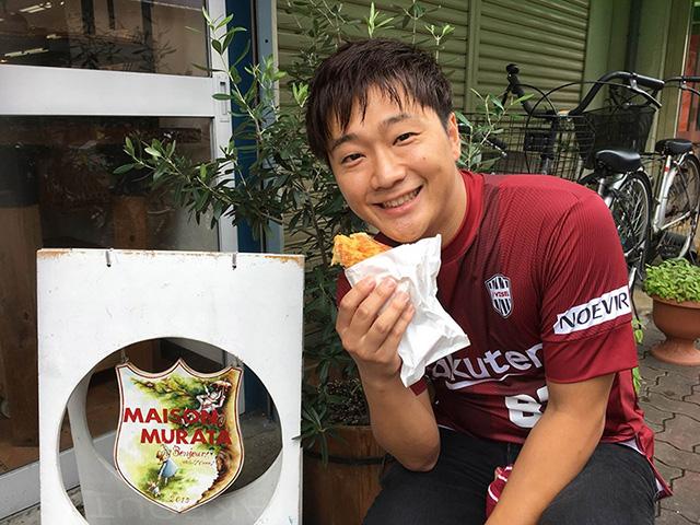 MAISON MURATAさんのクロックムッシュや!